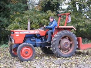 Kristel tractor